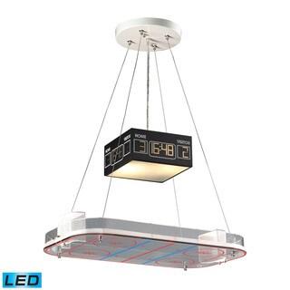 Elk Novelty 2-light LED Hockey Pendant