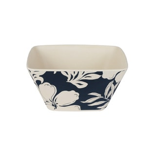 Caribbean Floral Serving Bowl