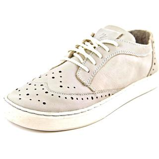 Coconuts by Matisse Women's Spector Grey Leather Athletic Sneakers