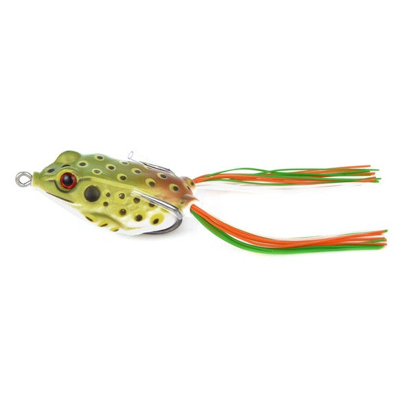 Cabo 55mm Soft Rubber Hollow Frog Fishing Lure
