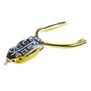 Cabo 50mm Soft Rubber Hollow Frog Fishing Lure