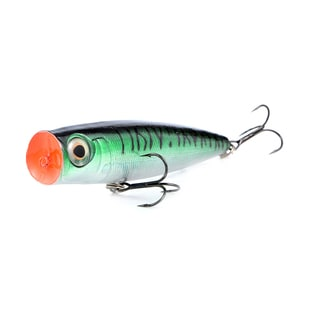 Cabo Big Poppas Popper Metallic Fishing Lure
