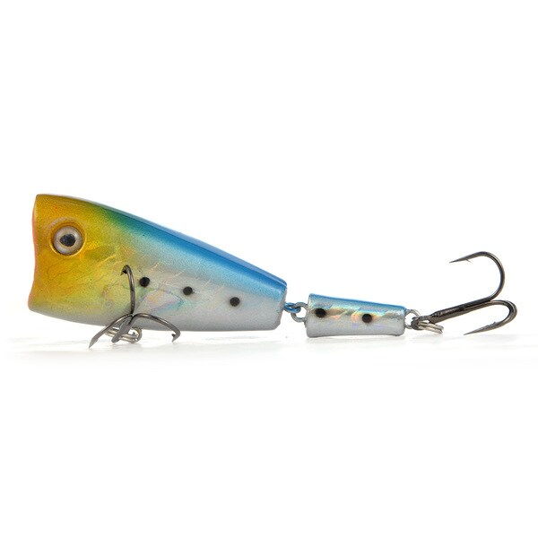 Cabo Molly Popper Topwater Jointed Fishing Lure