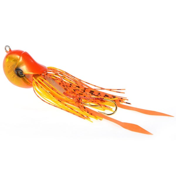 Cabo Style Small Minimalist Bathroom Makeover: Shop Cabo Small Squid Eye Fishing Lure With Rubber Skirt