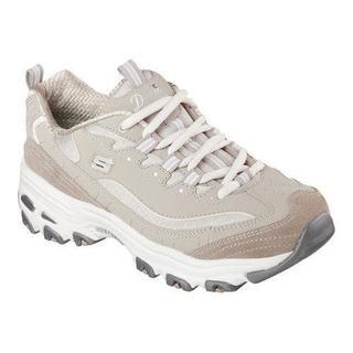 Women's Skechers D'Lites Sneaker Me Time/Taupe