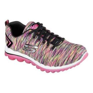 Women's Skechers Skech-Air 2.0 Lace Up Cyclones/Black/Multi
