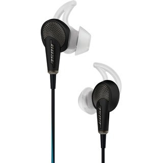 Bose QuietComfort 20 Acoustic Noise Cancelling Headphones Apple Devic - Thumbnail 0