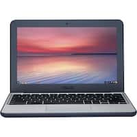 "Asus Chromebook C202SA-YS02 11.6"" Chromebook - Intel Celeron N3060 Du"
