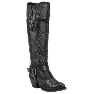 Black Star ANDROMEDA (Black) Women's Western Fashion Boots (More options available)