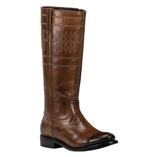 Black Star SIRIUS (Cognac) Women's Western Fashion Boots
