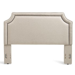 Mantua Brantford Full/ Queen Taupe Headboard