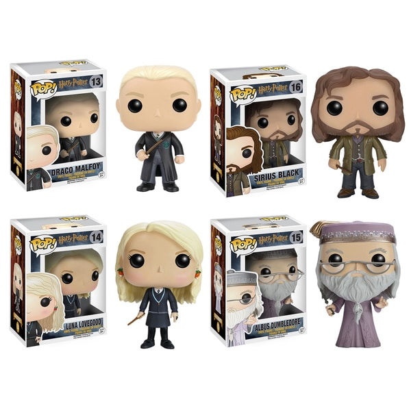 Shop Funko Harry Potter POP! Movies Collectors Set: Draco Malfoy