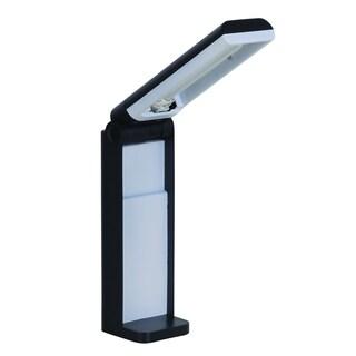 Tensor 16291-006 12-Inch Black Collapsible Full Spectrum Desk Lamp