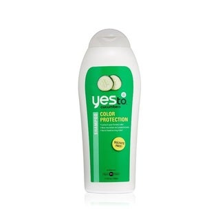 Yes To Cucumbers Color Protection 11.5-ounce Shampoo