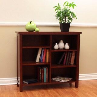 Oakdale Double Bookcase