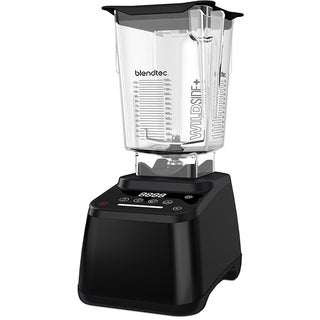 Blendtec Designer 625 Designer Black Blender with WildSide+ Jar (Certified Refurbished w/ 3 Year Warranty)