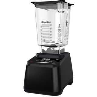 Blendtec Designer 625 Designer Black Blender with WildSide+ Jar (Certified Refurbished w/ 7 Year Warranty)