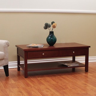 Oakdale Cherry Coffee Table