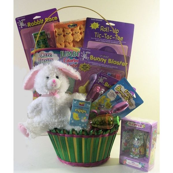 Classic easter gift basket free shipping on orders over 45 classic easter gift basket negle Images