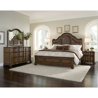 Jamieson Brown Queen-size Bed