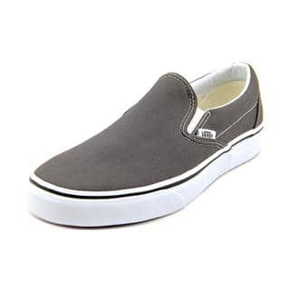 Vans Women's 'Classic Slip-on' Canvas Athletic|https://ak1.ostkcdn.com/images/products/11452269/P18410917.jpg?impolicy=medium