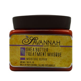 Savannah Hair Therapy Shea Butter 16.9 -ounce Treatment Masque