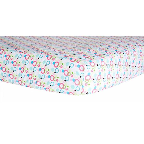 Trend Lab Infant Bedding Cupcake Dot Crib Sheet - Free ...