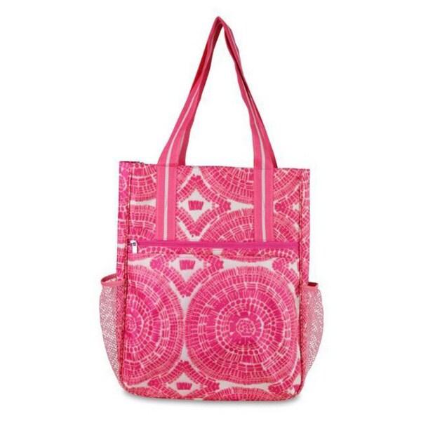 All For Color Tennis Shoulder Tote Bag