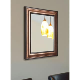 American Made Rayne Canyon Bronze Vanity Wall Mirror