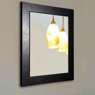 American Made Rayne Black Superior Wall Mirror
