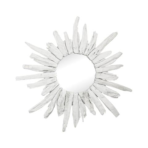 Dimond Home Chinook Wall Mirror - White