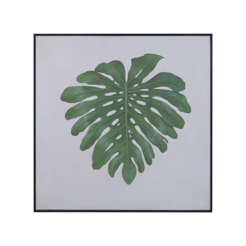 Dimond Home Jungle Leaf I Wall Art
