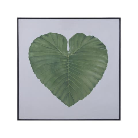 Dimond Home Jungle Leaf II Wall Art