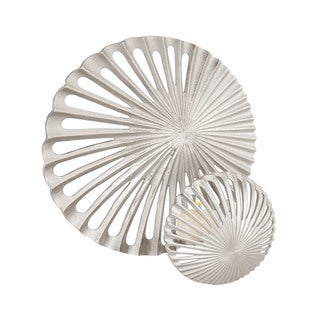 Dimond Home Pompano Beach Candle Sconce in Raw Textured Nickel