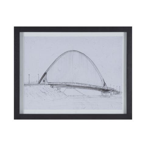 Dimond Home Santiago III Wall Art - Off-White