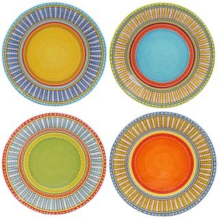 Certified International Valencia Dinner Plates (Set of 4)