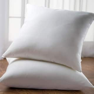 Cheer Collection White 26 x 26 Euro Square Pillow (Set of 2)|https://ak1.ostkcdn.com/images/products/11453472/P18411962.jpg?impolicy=medium