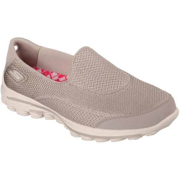 Skechers Go Walk 2 PUTT Stone Women's Golf Shoes 2016