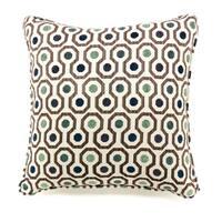 Furniture of America Eisler Decorative Throw Pillow (Set of 2)