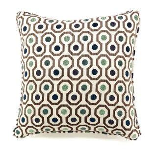 Furniture of America Eisler Decorative Throw Pillow (Set of 2)