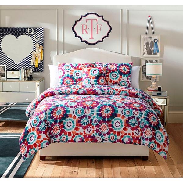 VCNY Mariella 4-piece Comforter Set