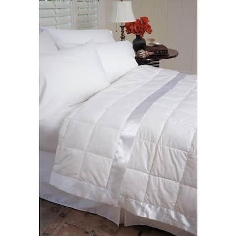 233 Thread Count White Down Blanket