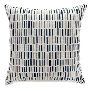 Furniture of America Coder Patterned Decorative Throw Pillow (Set of 2)