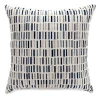 Furniture of America Coder Patterned Multicolored Decorative Throw Pillow (Set of 2)