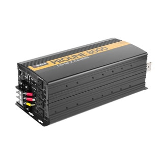 Wagan 8000 Watt Proline Inverter DC to AC Power Inverter with Remote