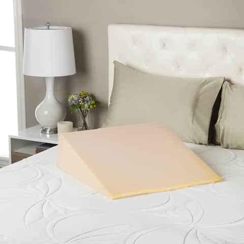 Comforpedic Loft from Beautyrest Bed Wedge Foam Pillow