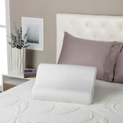 Comforpedic Loft from Beautyrest Contour Memory Foam Pillow