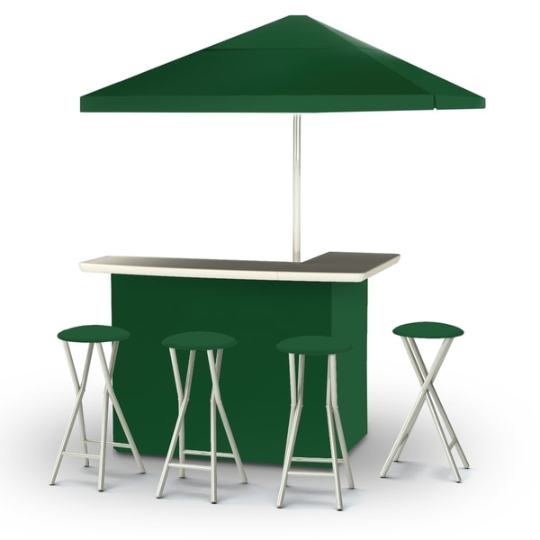 Best of Times Solid Colors Portable Deluxe Bar - Free Shipping Today - Overstock.com - 18412042