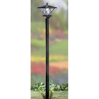 SB Modern Home Solar LED Street Lamp Post