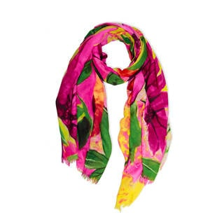 Saachi Women's Botanical Garden Scarf (China)